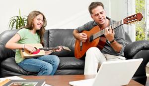 5 Motivos especiais para você aprender violão junto com o seu filho(a) 3 5 Motivos especiais para você aprender violão junto com o seu filho(a)
