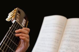 Como ler Partitura no Violão #1: Entendendo as Notas