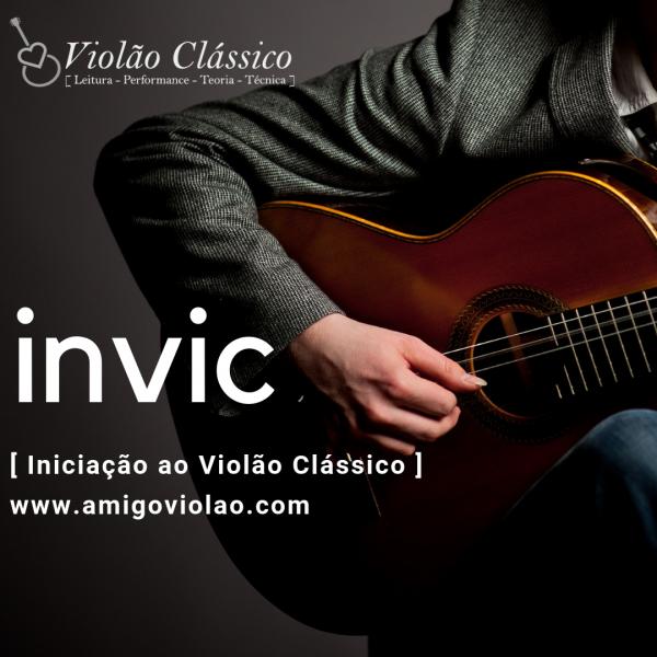 INVIC - Iniciação ao Violão Clássico 2 INVIC - Iniciação ao Violão Clássico