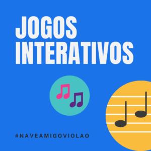 Jogos Musicais Interativos