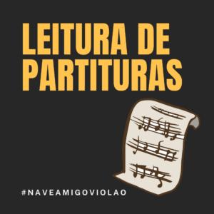 Trilha de Leitura Musical ao Violão