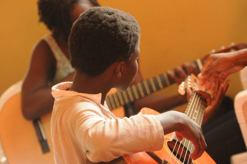 aprender violão