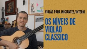 aprenda violão clássico